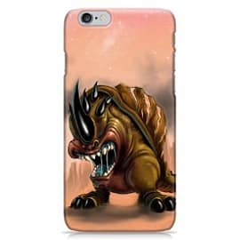 iPhone 6S Case Big Mouth Alien By Dan Whisker Mobile phones