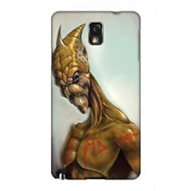 Samsung Galaxy Note 3 Case Alien Portrait Final By Dan Whisker Mobile phones