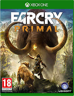 Far Cry Primal Xbox One Cover Art