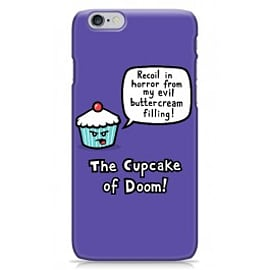 iPhone 6 Case Cupcake Wrappz By Genki Gear Mobile phones