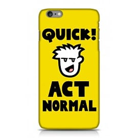 iPhone 6 Plus Case Normal Wrappz By Genki Gear Mobile phones