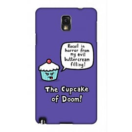 Samsung Galaxy Note 3 Case Cupcake Wrappz By Genki Gear Mobile phones