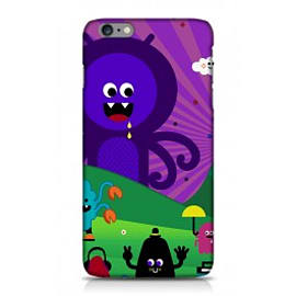 iPhone 6 Plus Case Magic Mushroom A3 By Greg Straight Mobile phones