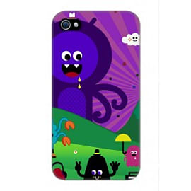 iPhone 4/4S Case Magic Mushroom A3 By Greg Straight Mobile phones