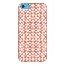 iPhone 5C Case Circles Squares A3 By Greg Straight Mobile phones