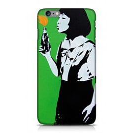 iPhone 6 Plus Case Molotov-green By Hutch Mobile phones