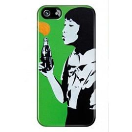 iPhone 5/5s Case Molotov-green By Hutch Mobile phones