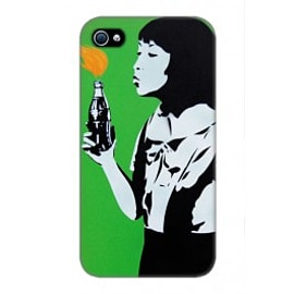 iPhone 4/4S Case Molotov-green By Hutch Mobile phones