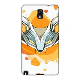 Samsung Galaxy Note 3 Case Wolf Mask By Ivelina Kirilova Mobile phones