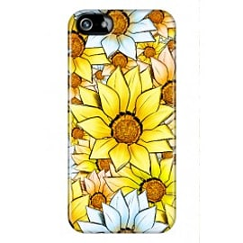 iPhone 5/5s Case Flowers_5 By James Fosdike Mobile phones