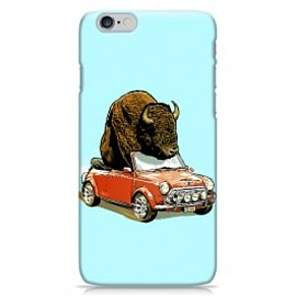 iPhone 6S Case Bison In Mini By James Fosdike Mobile phones