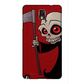 Samsung Galaxy Note 3 Case Little Reaper By John Schwegel Mobile phones
