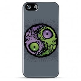 iPhone 5/5s Case Zombie Yinyang By John Schwegel Mobile phones