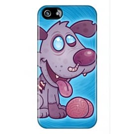 iPhone 5/5s Case Zombie Puppy By John Schwegel Mobile phones