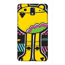 Samsung Galaxy Note 3 Case Gruff By Uberpup Mobile phones