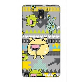 Samsung Galaxy Note 3 Case Stitches By Uberpup Mobile phones