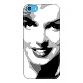 iPhone 5C Case Marylin_2 By VA Iconic Hollywood Mobile phones