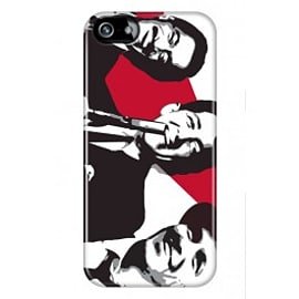 iPhone 5/5s Case Rat Pack_4 By VA Iconic Hollywood Mobile phones