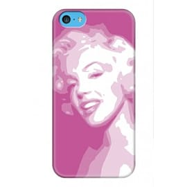 iPhone 5C Case Marylin By VA Iconic Hollywood Mobile phones