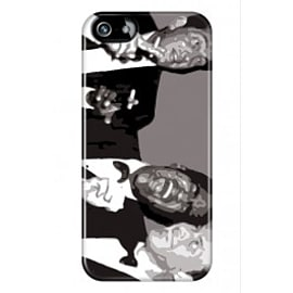 iPhone 5/5s Case Rat Pack_2 By VA Iconic Hollywood Mobile phones