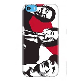 iPhone 5C Case Rat Pack_4 By VA Iconic Hollywood Mobile phones