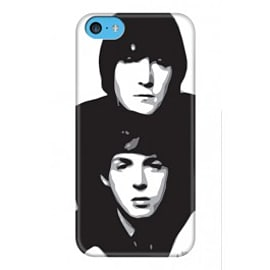 iPhone 5C Case Beatles By VA Iconic Music Mobile phones