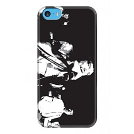 iPhone 5C Case The Rolling Stones By VA Iconic Music Mobile phones