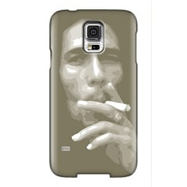 Samsung Galaxy S5 Case Bob Marley By VA Iconic Music Mobile phones