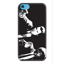 iPhone 5C Case Pulp Fiction_2 By VA Iconic Underworld Mobile phones