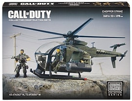 Mega Bloks Call of Duty 6816 - Chopper Strike Blocks and Bricks