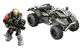 Mega Bloks Halo UNSC All-Terrain Mongoose screen shot 1