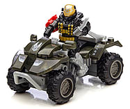 Mega Bloks Halo UNSC All-Terrain Mongoose screen shot 3