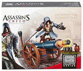 Mega Bloks Assassin's Creed Cannon Strike Blocks and Bricks