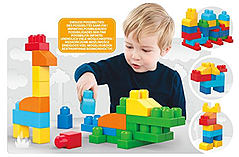 Mega Bloks First Builders Deluxe Building Bag screen shot 1