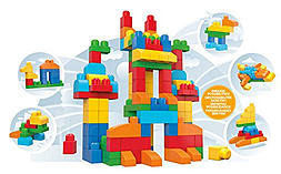 Mega Bloks First Builders Deluxe Building Bag screen shot 2