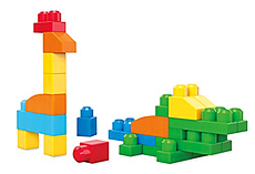 Mega Bloks First Builders Deluxe Building Bag screen shot 3