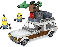 Mega Bloks Minions Movie Station Wagon Getaway screen shot 1