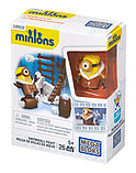 Mega Bloks Minions Snowball Fight 26pcs screen shot 4