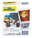 Mega Bloks Minions Snowball Fight 26pcs screen shot 5