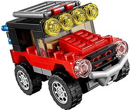 Lego Creator Desert Racers 31040 Blocks and Bricks