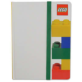 Lego Journal Classic Bricks Blocks and Bricks