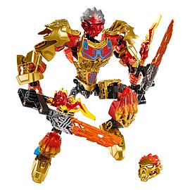 Lego Bionicle Tahu Uniter of Fire 71308 Blocks and Bricks