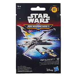 Star Wars Micro Machines Vehicle Blind Bag Series 1 Figurines and Sets