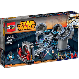 LEGO Star Wars Death Star Final Duel 75093 Blocks and Bricks