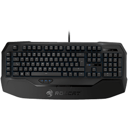 ROCCAT Ryos MK Pro Mechanical Gaming Keyboard with Per-key Illumination and Cherry MX Brown Switch PC