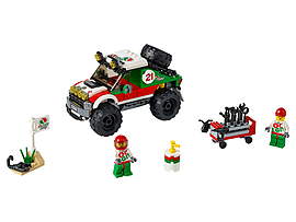Lego City 4 x 4 Off Roader Blocks and Bricks