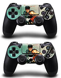 Official Street Fighter V PS4 Console and Controller Sticker Skins: Mitts (PS4) screen shot 2