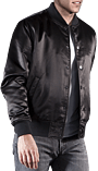 Street Fighter: Shadaloo Varsity Jacket - Size: M screen shot 1