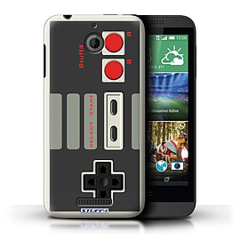 STUFF4 Phone Case/Cover for HTC Desire 510/Nintendo Classic Design/Games Console Mobile phones