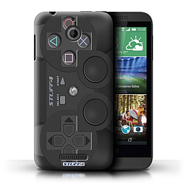 STUFF4 Phone Case/Cover for HTC Desire 510/Playstation PS3 Design/Games Console Mobile phones